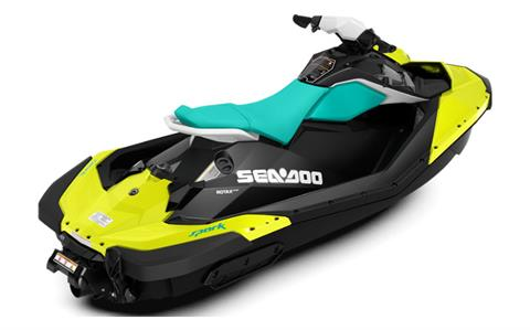 2019 Sea-Doo Spark 2up 900 H.O. ACE iBR + Convenience Package Plus in Presque Isle, Maine