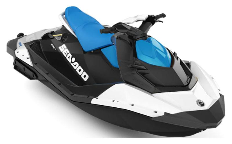 2019 Sea-Doo Spark 2up 900 H.O. ACE iBR + Convenience Package Plus in Port Angeles, Washington