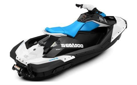 2019 Sea-Doo Spark 2up 900 H.O. ACE iBR + Convenience Package Plus in Adams, Massachusetts - Photo 2