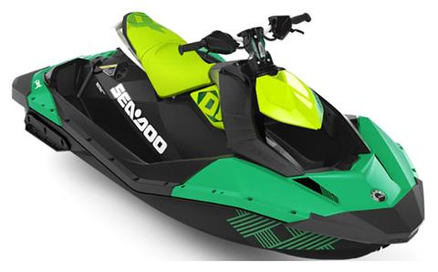 2019 Sea-Doo Spark Trixx 2up iBR in Hillman, Michigan