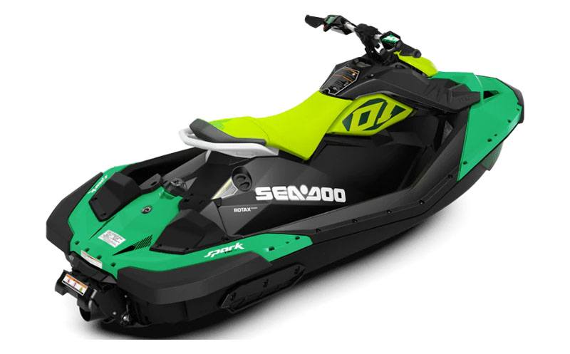 2019 Sea-Doo Spark Trixx 2up iBR in San Jose, California - Photo 2