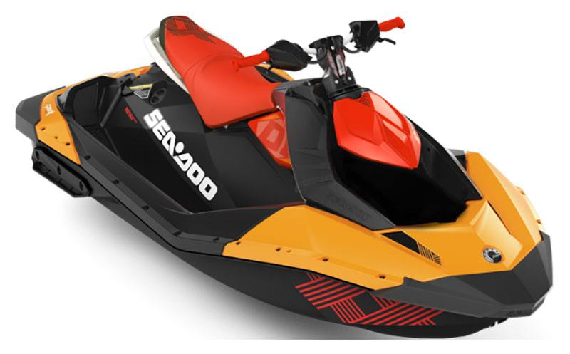 2019 Sea-Doo Spark Trixx 2up iBR in Adams, Massachusetts - Photo 1
