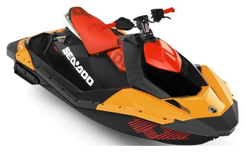 2019 Sea-Doo Spark Trixx 2up iBR in Danbury, Connecticut