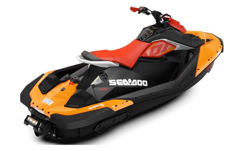 2019 Sea-Doo Spark Trixx 2up iBR in Adams, Massachusetts - Photo 2