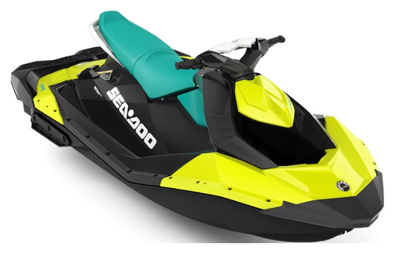 2019 Sea-Doo Spark 3up 900 H.O. ACE in Leesville, Louisiana