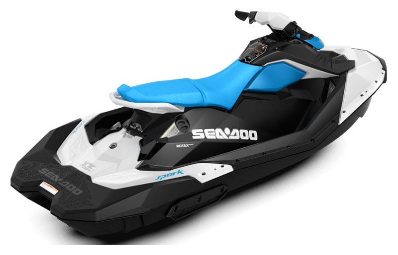 2019 Sea-Doo Spark 3up 900 H.O. ACE in Hays, Kansas
