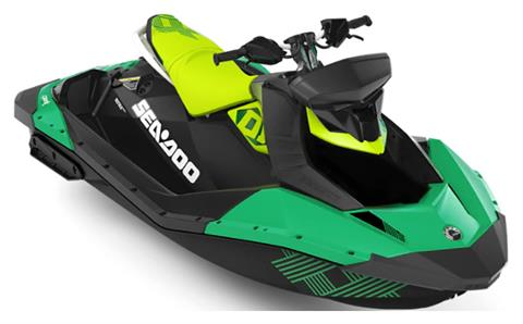 2019 Sea-Doo Spark Trixx 2up iBR + Sound System in Afton, Oklahoma