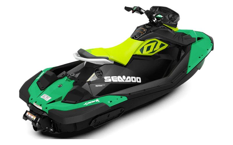 2019 Sea-Doo Spark Trixx 2up iBR + Sound System in Lakeport, California
