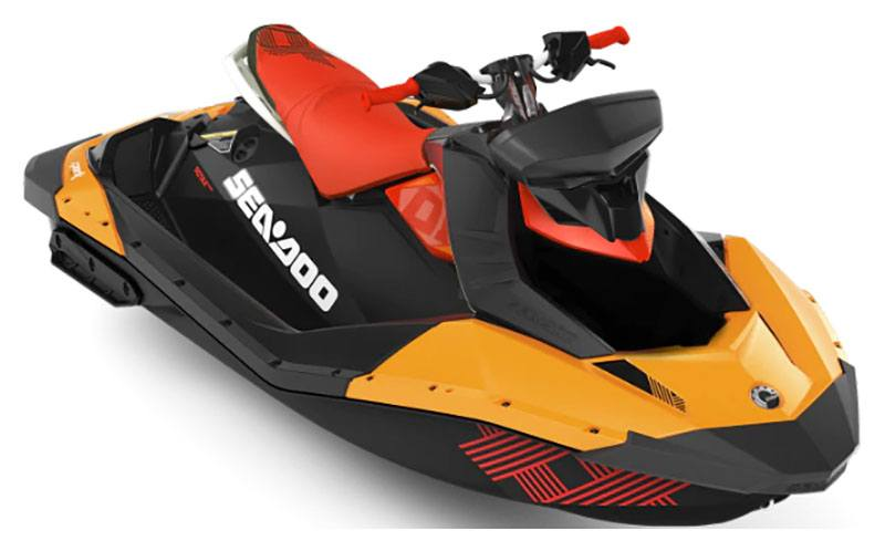 2019 Sea-Doo Spark Trixx 2up iBR + Sound System in Castaic, California - Photo 1