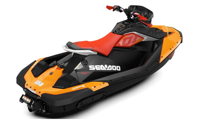 2019 Sea-Doo Spark Trixx 2up iBR + Sound System in Castaic, California - Photo 2