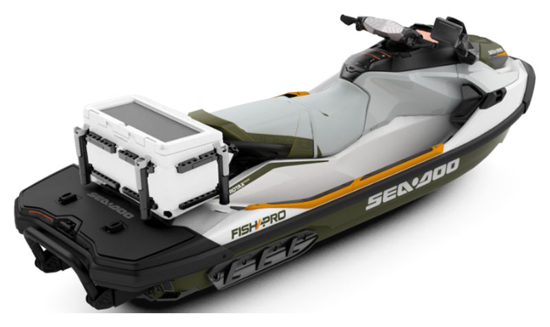 2019 Sea-Doo Fish Pro iBR in Clinton Township, Michigan - Photo 2