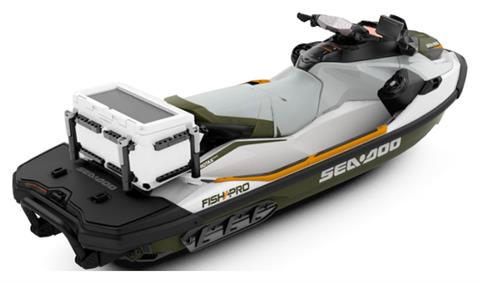2019 Sea-Doo Fish Pro iBR + Sound System in Clinton Township, Michigan