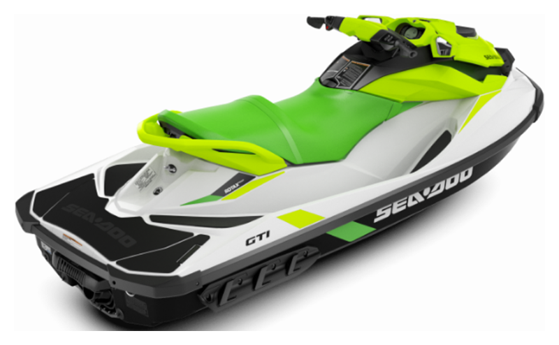 2019 Sea-Doo GTI 130 iBR in Wilmington, Illinois - Photo 2