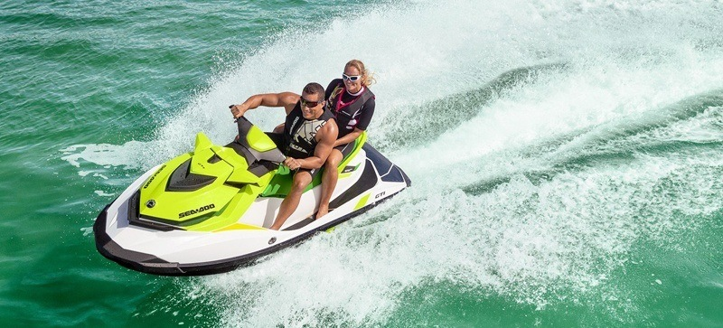 2019 Sea-Doo GTI 130 iBR in Island Park, Idaho