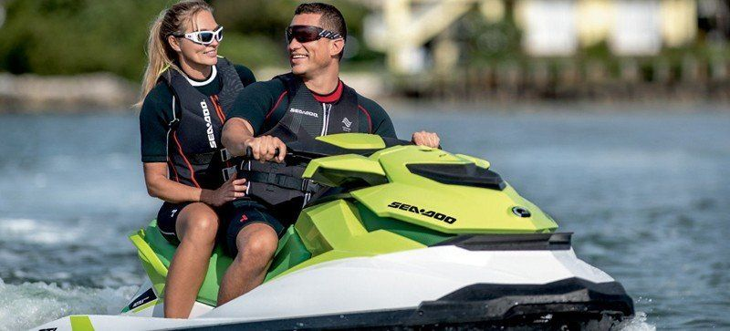 2019 Sea-Doo GTI 130 iBR in Clinton Township, Michigan