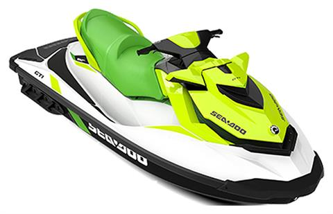2019 Sea-Doo GTI 130 iBR in Speculator, New York