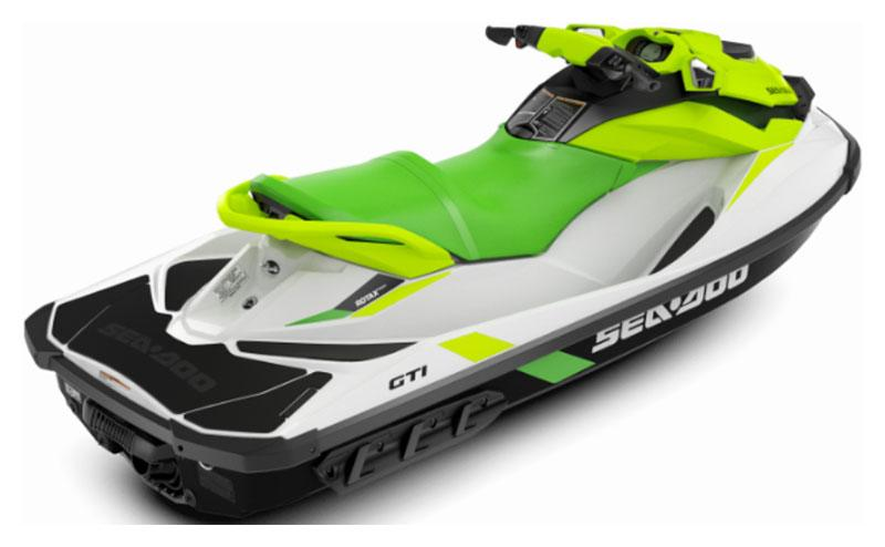 2019 Sea-Doo GTI 130 iBR in Clinton Township, Michigan - Photo 2