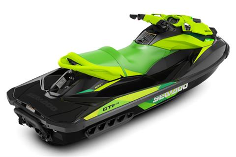2019 Sea-Doo GTI 130 SE iBR in Edgerton, Wisconsin