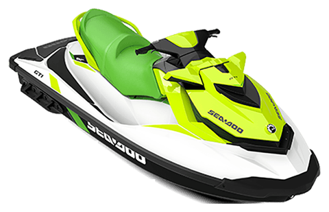 2019 Sea-Doo GTI 90 iBR in Adams, Massachusetts