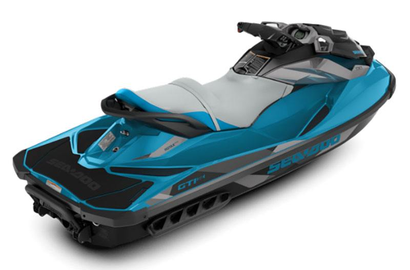 2019 Sea-Doo GTI 130 SE iBR in Fond Du Lac, Wisconsin