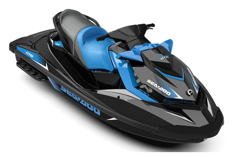 2019 Sea-Doo GTR 230 in Clinton Township, Michigan - Photo 1