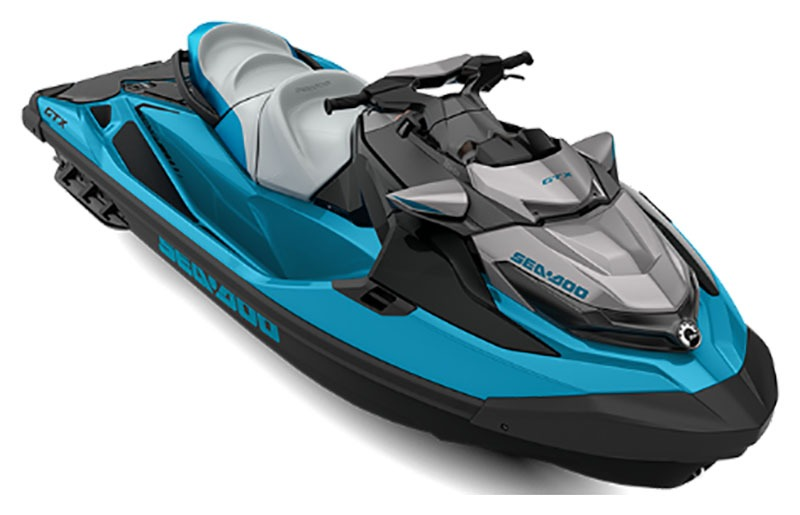 2019 Sea-Doo GTX 155 iBR in Albemarle, North Carolina