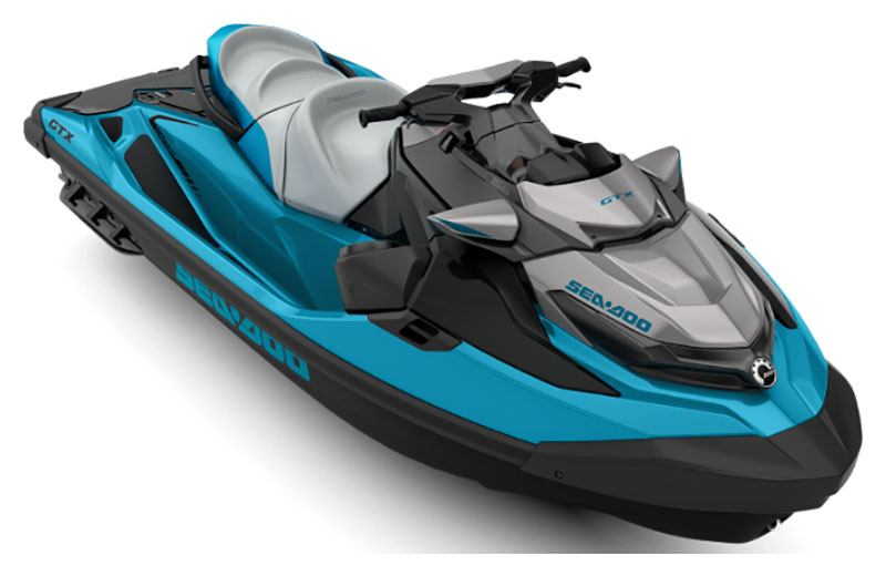 2019 Sea-Doo GTX 155 iBR + Sound System in Fond Du Lac, Wisconsin - Photo 1