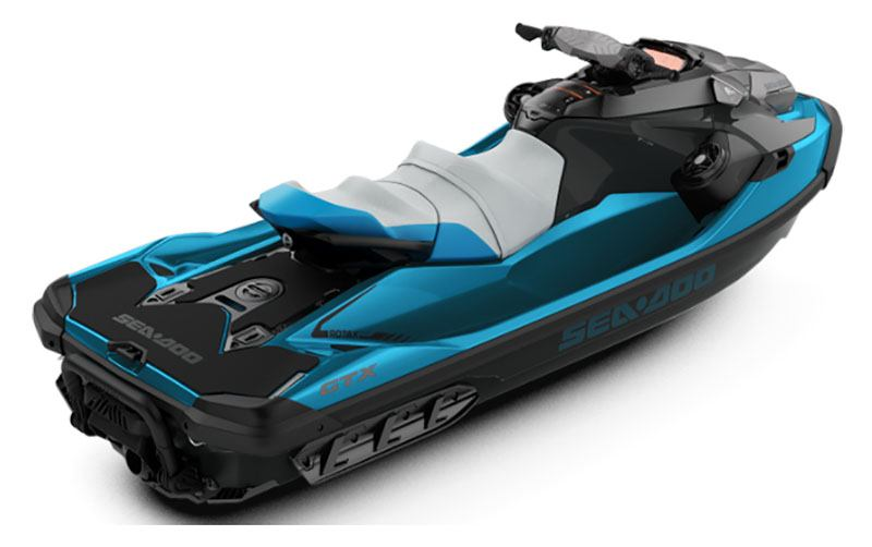 2019 Sea-Doo GTX 155 iBR + Sound System in Albemarle, North Carolina