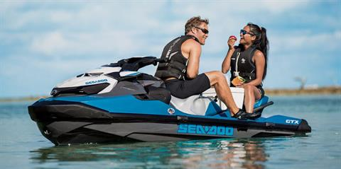 2019 Sea-Doo GTX 155 iBR + Sound System in Phoenix, New York
