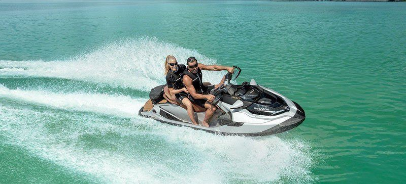 2019 Sea-Doo GTX Limited 230 + Sound System in Oak Creek, Wisconsin - Photo 8