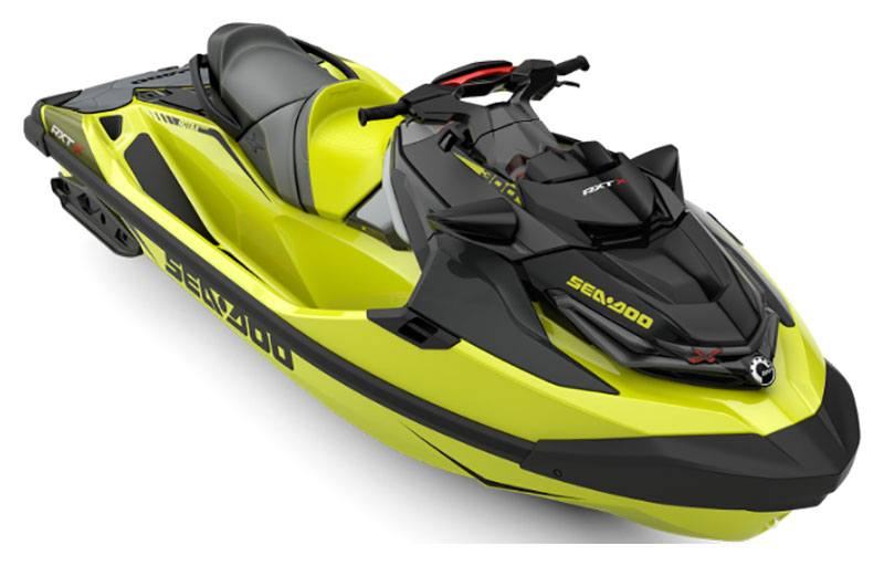 2019 Sea-Doo RXT-X 300 iBR in Hillman, Michigan