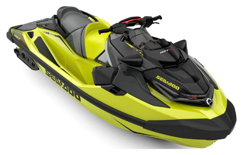 2019 Sea-Doo RXT-X 300 iBR + Sound System in Wasilla, Alaska - Photo 1