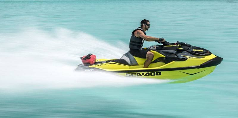 2019 Sea-Doo RXT-X 300 iBR + Sound System in San Jose, California - Photo 4