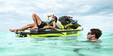 2019 Sea-Doo RXT-X 300 iBR + Sound System in San Jose, California - Photo 6