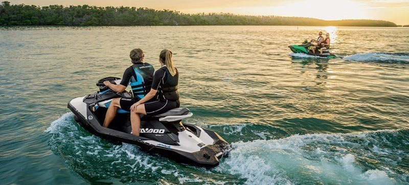 2019 Sea-Doo Spark 3up 900 H.O. ACE iBR, Convenience Package + Sound System in Albemarle, North Carolina