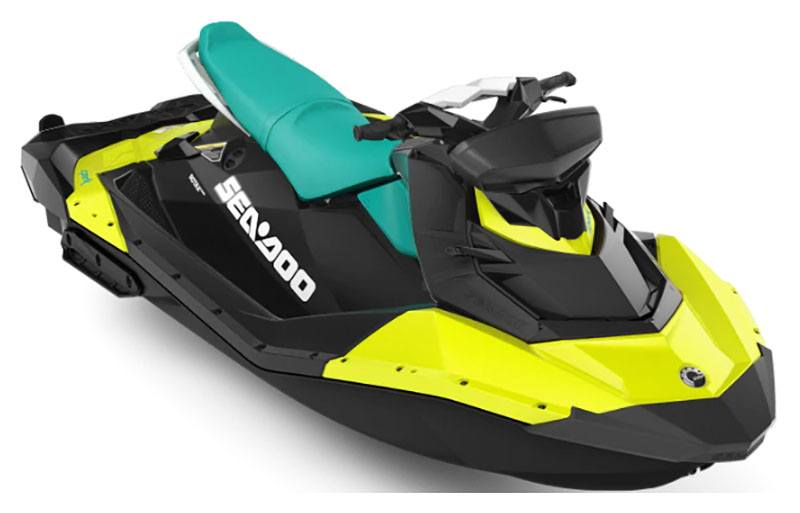 2019 Sea-Doo Spark 3up 900 H.O. ACE iBR, Convenience Package + Sound System in Oak Creek, Wisconsin - Photo 1
