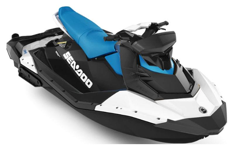 2019 Sea-Doo Spark 3up 900 H.O. ACE iBR, Convenience Package + Sound System in Victorville, California