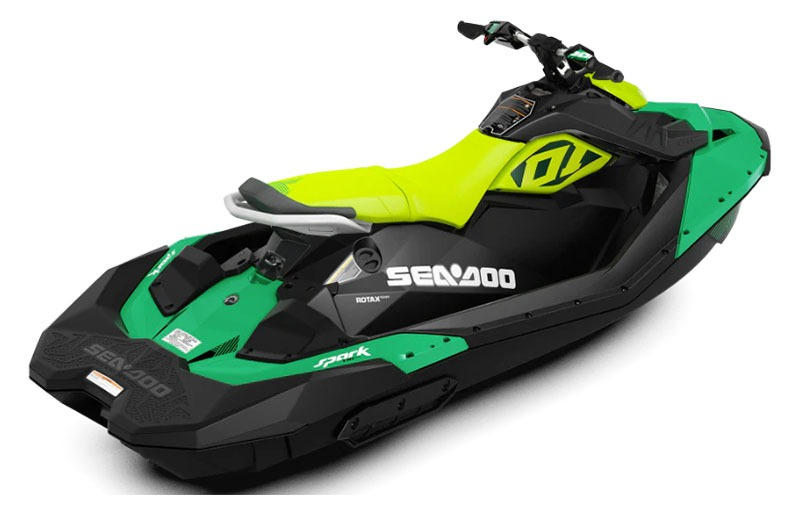 2019 Sea-Doo Spark Trixx 3up iBR in Moses Lake, Washington - Photo 2
