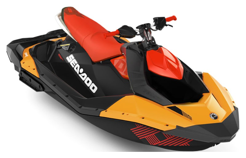 2019 Sea-Doo Spark Trixx 3up iBR in Clinton Township, Michigan