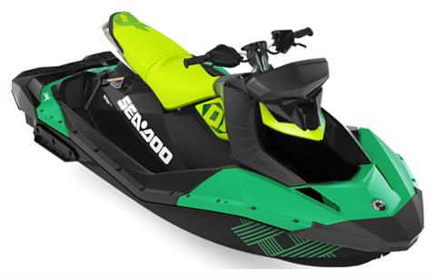2019 Sea-Doo Spark Trixx 3up iBR + Sound System in Woodruff, Wisconsin
