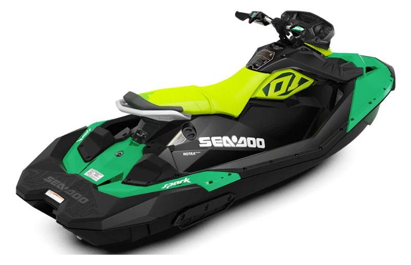 2019 Sea-Doo Spark Trixx 3up iBR + Sound System in Derby, Vermont - Photo 2