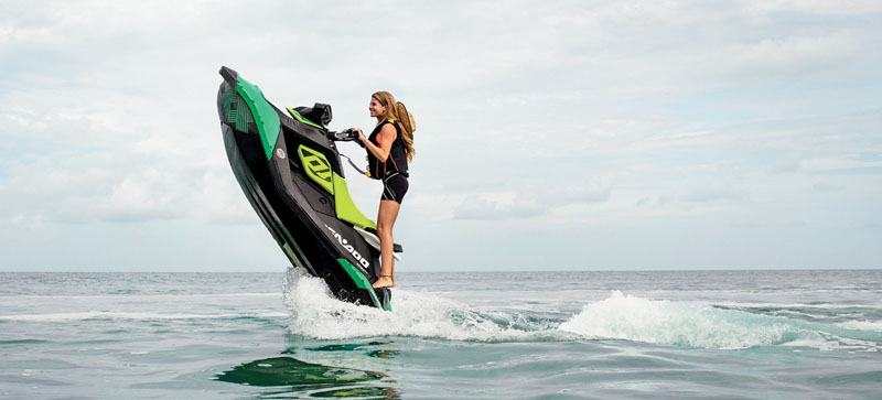 2019 Sea-Doo Spark Trixx 3up iBR + Sound System in Victorville, California