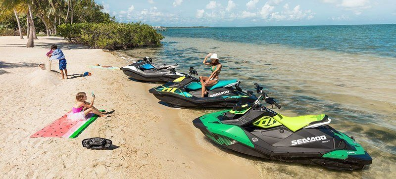 2019 Sea-Doo Spark Trixx 3up iBR + Sound System in San Jose, California - Photo 7