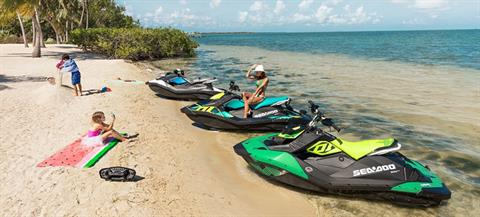 2019 Sea-Doo Spark Trixx 3up iBR + Sound System in Wilmington, Illinois