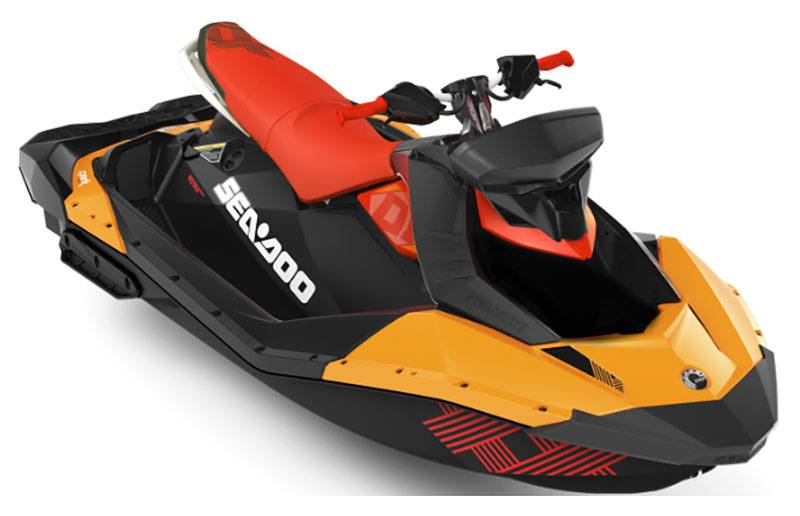 2019 Sea-Doo Spark Trixx 3up iBR + Sound System in Lancaster, New Hampshire - Photo 1