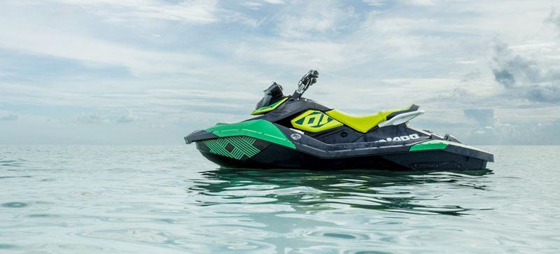2019 Sea-Doo Spark Trixx 3up iBR + Sound System in Albemarle, North Carolina