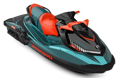 2019 Sea-Doo WAKE 155 iBR in Muskegon, Michigan