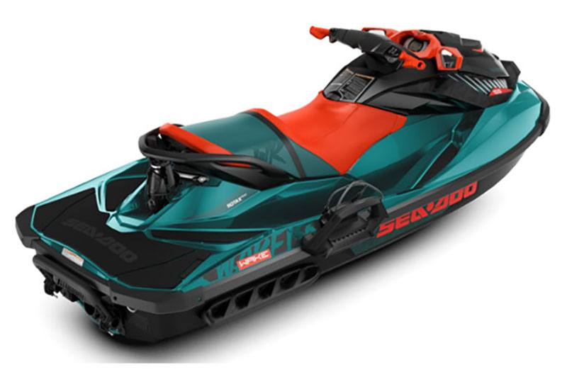 2019 Sea-Doo WAKE 155 iBR in Clinton Township, Michigan
