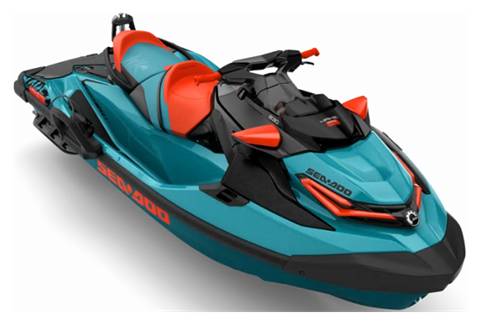 2019 Sea-Doo WAKE Pro 230 iBR in Edgerton, Wisconsin