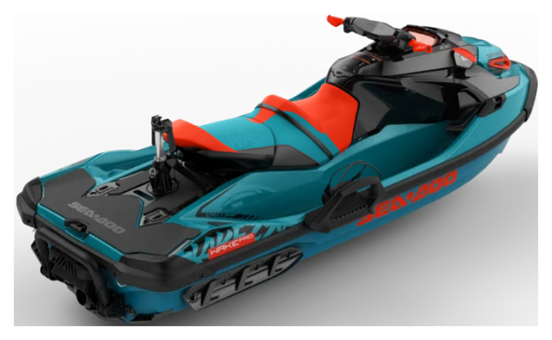2019 Sea-Doo WAKE Pro 230 iBR in Broken Arrow, Oklahoma